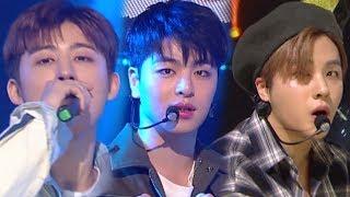 《EXCITING》 iKON(???) - Rubber Band(??????) @???? Inkigayo 20180318