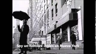 Sting, Englishman in new york (Sub Español)