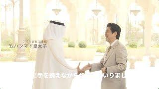 アラブ首長国連邦訪問-平成30年4月30日