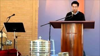 1 Peter 2:4-12 Christ Our Cornerstone Sermon by Sherman Wong