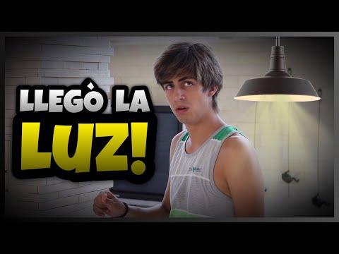 Daniel El Travieso - Llego La Luz A Mi Casa!