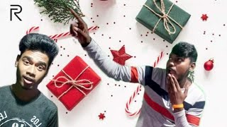 Free Christmas gift from realme