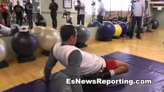 Sergey Kovalev Training For Bernard Hopkins Big Bear