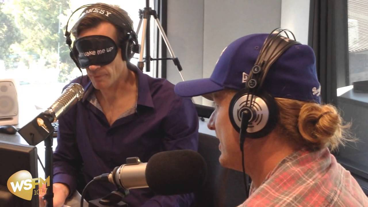 Bondi Harvest with Jonesy & Amanda   WS FM101.7 - YouTube ...