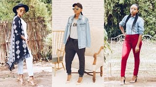 Hot Fire Denim Lookbook | Nancie Mwai