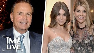 Lori Loughlin\'s Daughter Olivia Leaves Yacht of USC\'s Board of Trustees Chairman | TMZ Live