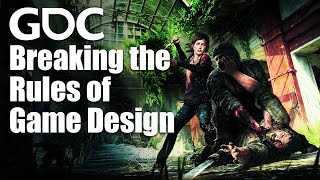 Breaking the Rules of Game Design