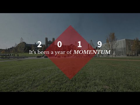 Year In Review 2019 | Washington University