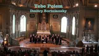 Tebe Poem (Dmitry Bortniansky)