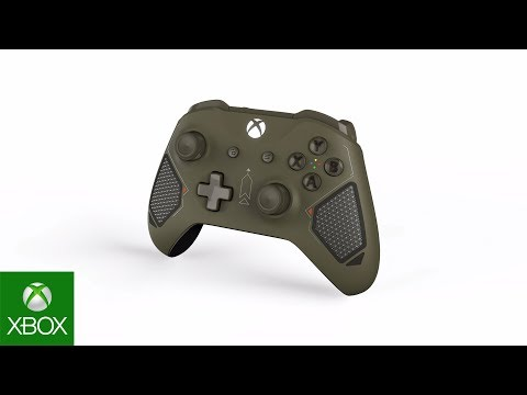 Microsoft представила новый геймпад - Combat Tech Special Edition