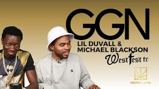 Lil Duval & Michael Blackson | GGN with SNOOP DOGG