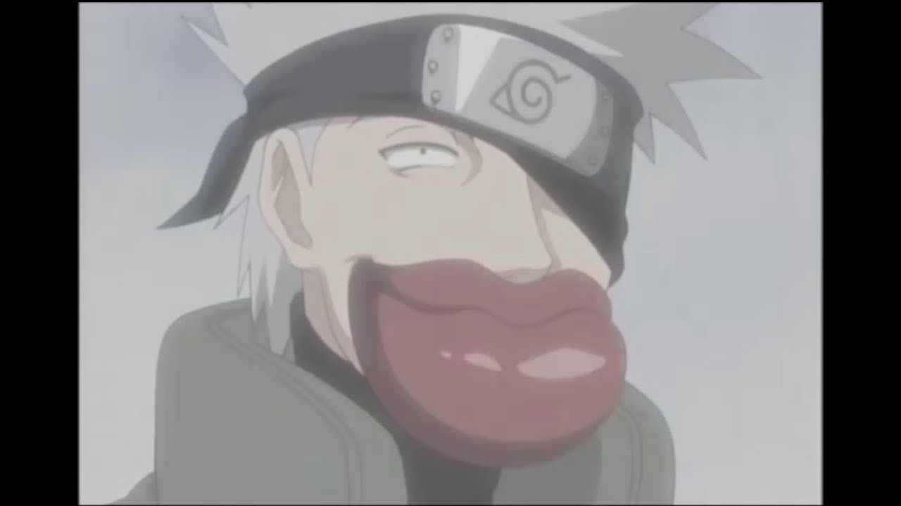 Kakashi Unmasked! - YouTube