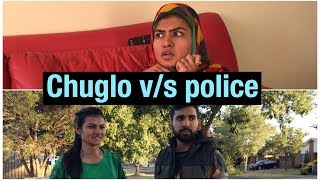 Chuglo v/s police || New Video || Unexampled Inderaj