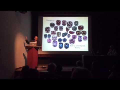 Presentation on Yavorskyy Spinel Paris