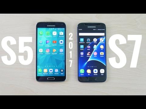 Galaxy S5 vs Galaxy S7: Upgrade or Galaxy S8?