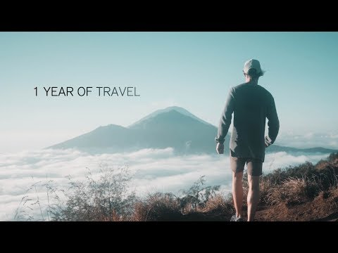 1 year of travel! - Whats next?!