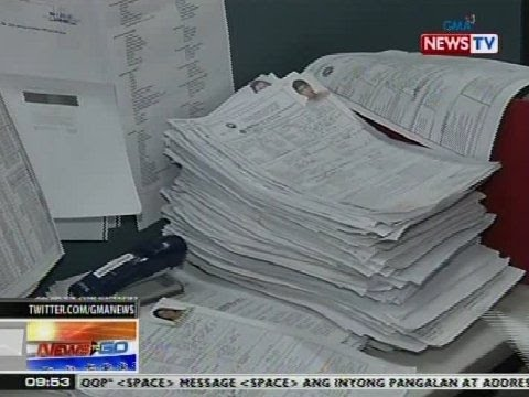 NTG: Scholarship application sa CHED, tambak sa dami ng nais mag-apply