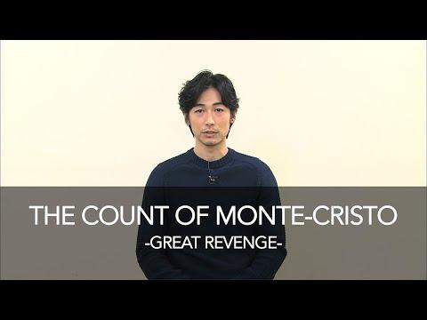 THE COUNT OF MONTE-CRISTO:GREAT REVENGE: Dean Fujioka 【Fuji TV Official】