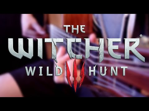 The Witcher 3 - Tribute Guitar Medley (by Lukasz Kapuscinski)