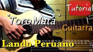 Toro Mata - Caitro Soto tutorial