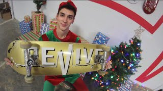 Revive Skateboards - Behind The Scenes Holiday Photo Shoot!
