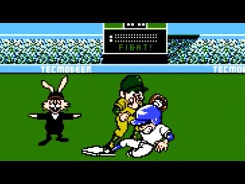 Bad News Baseball (NES) Playthrough - NintendoComplete