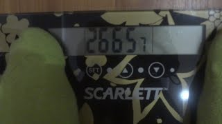 весы Scarlett SC-KS57P23