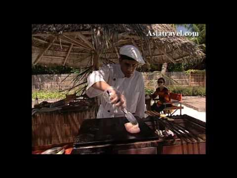 BBQ on the Maldives Beach by Asiatravel.com