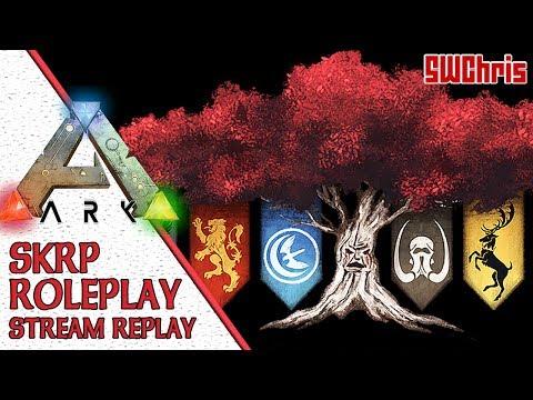 Iswander Arrives at Raventree Hall :: ARK Seven Kingdoms Roleplay Livestream 2 :: SKRP Thief