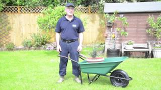 Save Space In Your Shed With Wheelbarrow In A Box