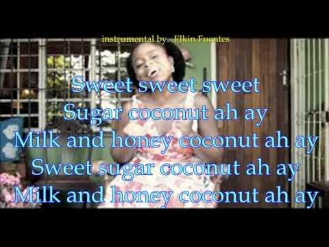 J'odie - Sugar Coconut Karaoke (Instrumental By Elkin Fuentes