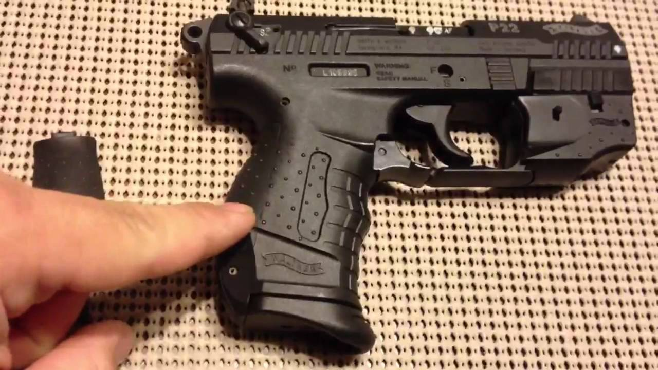 walther p22 youtube rh youtube com