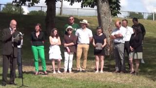 Pôle Sportif - Inauguré Marcel Terrien - Édition 2015 à Quarré-les-Tombes (89)