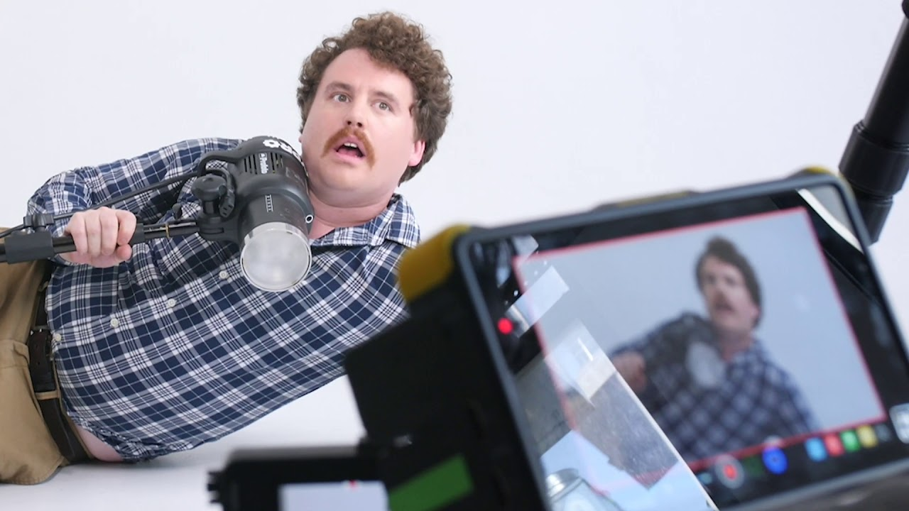 Behind-the-Scenes: B&H Photo/Google Home Commercial Shoot