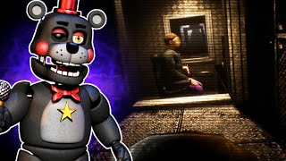 PLAYING AS LEFTY! WE BACK IN PIZZA SIMULATOR! || Five Nights at Freddy's Simulator
