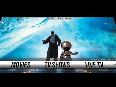 Best June 2016 top Addons for kodi added to the Horizon Build