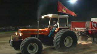 Tractor Drag Arborea