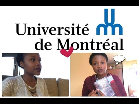 Things about Montreal Udem, Poly and Hec students (Eng Sub)- H2017