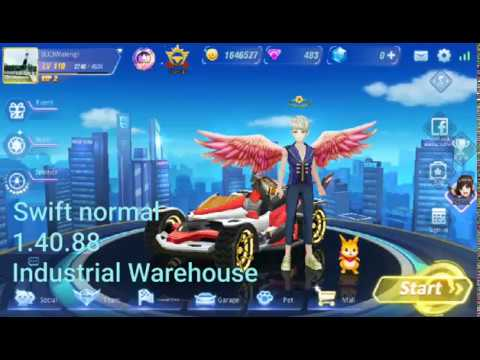 Race Go : Drift Life Indonesia | (B)invasion | (CC)Waleng | Industrial Warehouse 01.40.88 |
