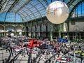 Tour Auto 2016 : le parc fermé au Grand Palais