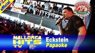 Papaoke - Eckstein - Peter Wackel´s Bierkönig Partyboot