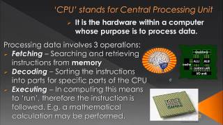 OCR GCSE Computing: CPU - Topic 2