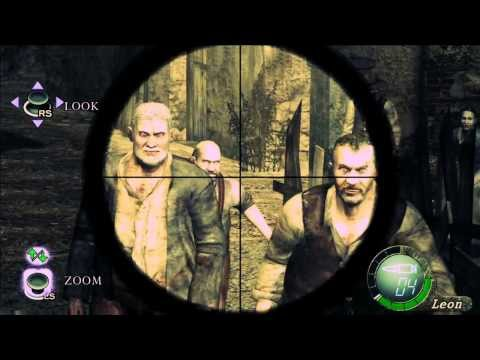 Resident Evil 4 Ultimate HD Edition (PC) Full HD |