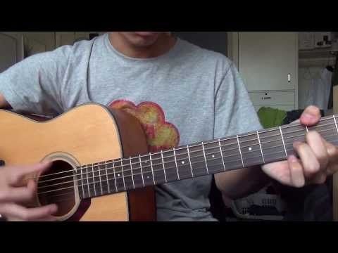 Krewella - Alive (acoustic Fingerstyle Intro) Cover