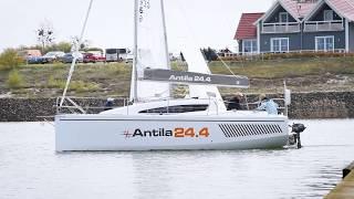 Antila Yachts präsentiert die A 24.4