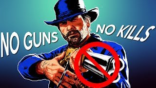 How to make Red Dead 2 an insanely difficult game (THE GOODEST BOAH IN THE WEST- Episode 2)