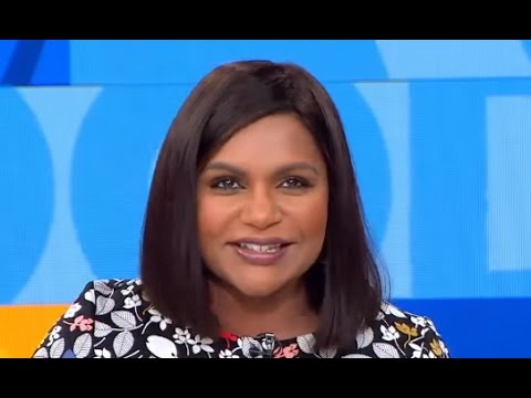 Mindy Kaling Interview on 'GMA'