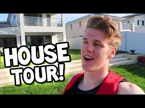 THE NEW HOUSE TOUR!