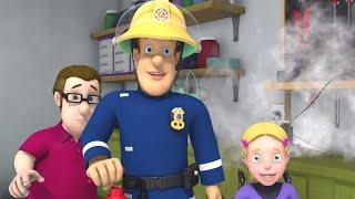 Nie Steckdosen überladen! 🔥 Feuerwehrmann Sam | Sicher mit Sam: Zuhause | für Kinder
