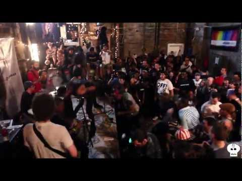 Cerebral Ballzy @ The Space Part 1